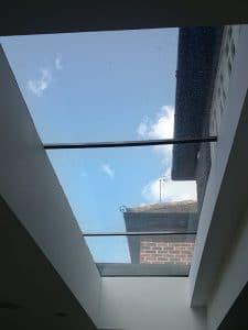 Flat Roof Window, Skylight