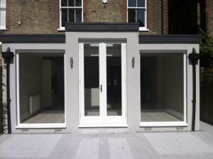 New Fitted French Doors and Windows