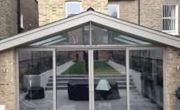 Aluminium Sliding / Patio Doors