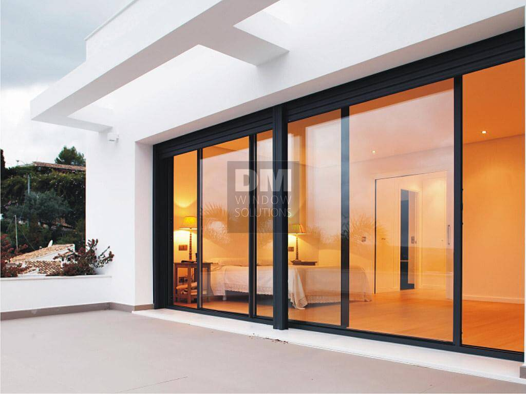 Aluminium Bi Fold Doors London Dm Window Solutions Ltd